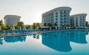 Turecko - Side na 8 až 9 dní, ultra all inclusive s dopravou letecky z Brna, Prahy nebo Bratislavy