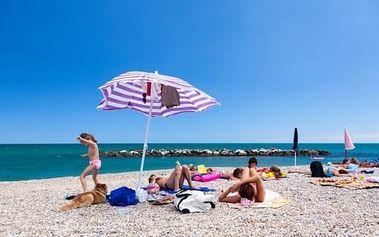 Gargano, Itálie na 9 dní pro 1 osobu: polopenze, doprava a děti do 12 let ubytování zdarma