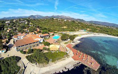 Itálie - Sardinie / Sardegna na 8 dní, all inclusive s dopravou vlastní