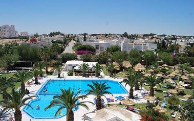 Tunisko - Port El Kantaoui na 12 dní, snídaně s dopravou letecky z Prahy