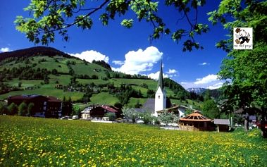 Letní dovolená v rakouských Alpách