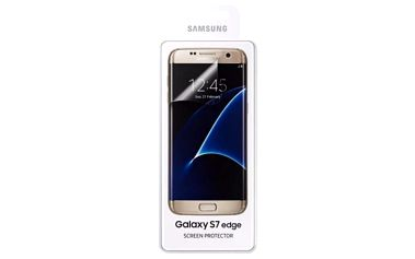 Ochranná fólie Samsung pro Galaxy S7 Edge (ET-FG935CTE) (ET-FG935CTEGWW)
