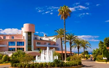 Španělsko - Costa Del Sol na 8 dní, polopenze s dopravou letecky z Prahy