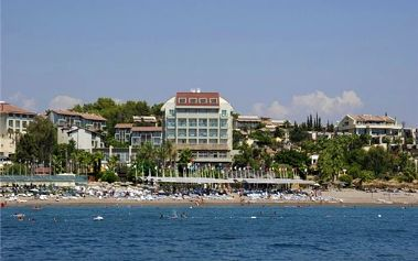 Turecko - Alanya na 8 dní, all inclusive s dopravou letecky z Bratislavy nebo Košic