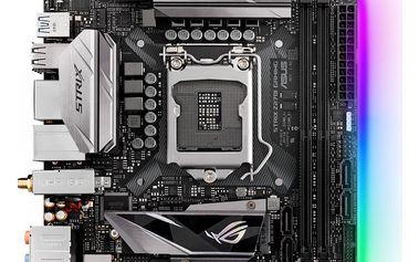 ASUS ROG STRIX Z270I GAMING - Intel Z270 - 90MB0SD0-M0EAY0