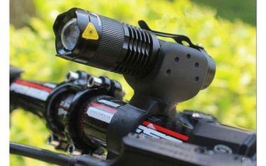 Přední LED světlo na kolo Bicycle Light