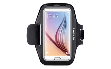 Pouzdro Belkin sportovní Sport-Fit Galaxy S7 černé Černá