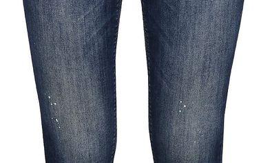 Tmavě modré dámské džíny ONLY Carrie