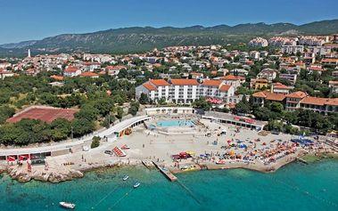 Chorvatsko - Kvarner na 8 až 10 dní, plná penze s dopravou autobusem nebo vlastní