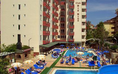 Turecko - Alanya na 8 až 12 dní, all inclusive s dopravou letecky z Prahy