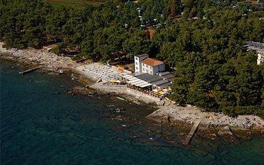 Chorvatsko - Umag na 10 dní, polopenze s dopravou autobusem