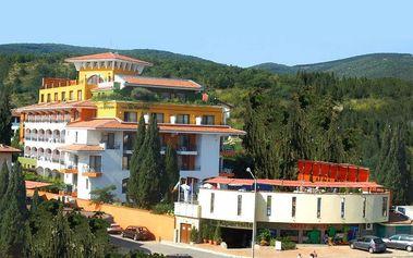 Bulharsko - Slunečné Pobřeží na 11 až 12 dní, polopenze nebo snídaně s dopravou letecky z Prahy nebo autobusem