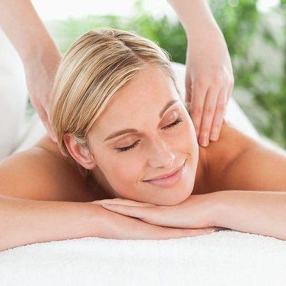Relaxace a úleva od bolavých zad: hodinová masáž