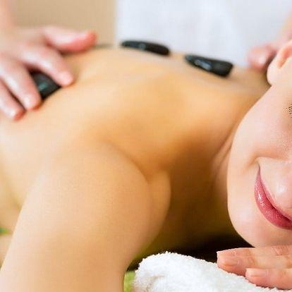 Pohoda a uvolnění s příjemnou relaxační masáží