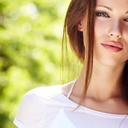 Kadeřnické balíčky: střih, barva nebo melír, arganový zábal, masáž hlavy