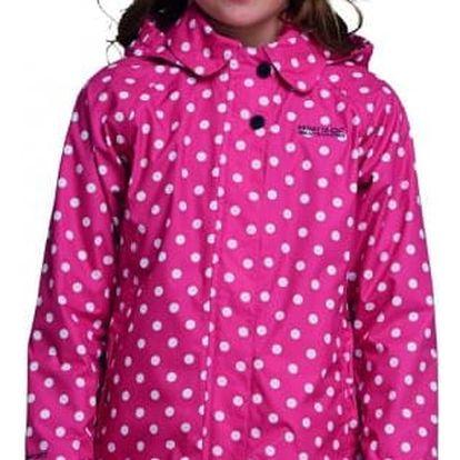 Dětská - juniorská bunda REGATTA RKW142 ESMERALDA Jem 152