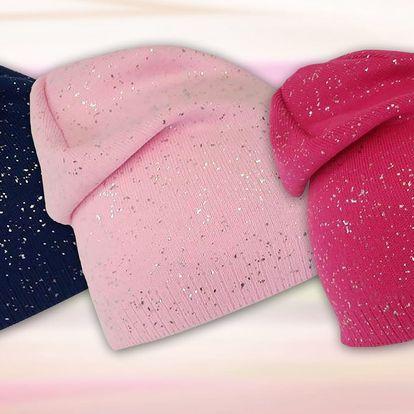 Stylové čepice do chladných dní
