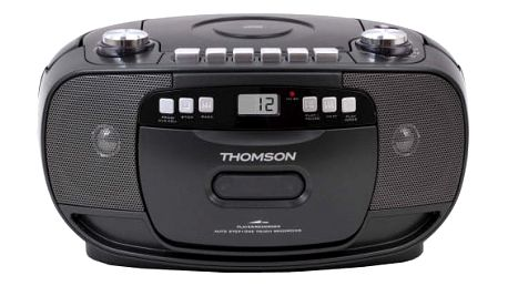 Thomson RK200CD, černá