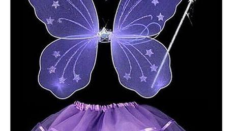 Dětský kostým Princess Butterfly