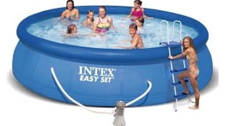 Intex Bazén EASY SET 4,57 x 1,22 m set včetně příslušenství