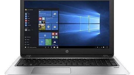 Notebook HP ProBook 450 G4 (Z2Y66ES#BCM) stříbrný Monitorovací software Pinya Guard - licence na 6 měsíců (zdarma)Software F-Secure SAFE 6 měsíců pro 3 zařízení (zdarma)Software Microsoft Office 365 pro jednotlivce CZ (zdarma) + Doprava zdarma