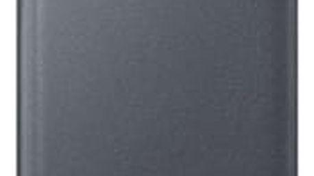 Pouzdro na mobil flipové Samsung pro Galaxy S7 (EF-NG930P) (EF-NG930PBEGWW) černé