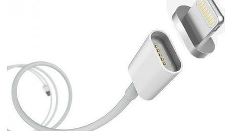 Datový a napájecí kabel s magnetickým adaptérem pro iPhone a Android