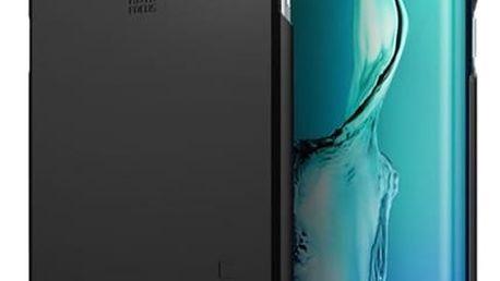 Spigen Thin Fit zadní kryt Galaxy S6 edge+ černý