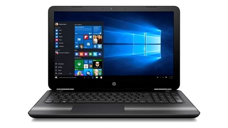 Notebook HP 15-aw013nc (E9N22EA#BCM) černý