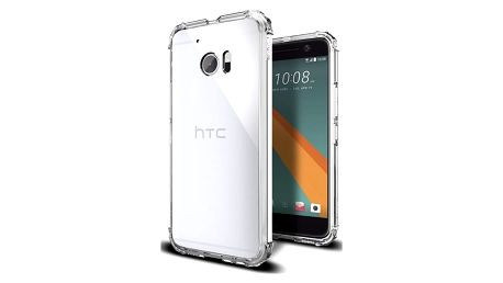 Pouzdro Spigen Crystal Shell clear crystal - HTC 10 Čirá