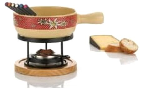 Sýrové fondue - MARTIGNY Kela