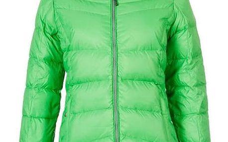 Dámská zimní bunda Dare2B DWN013 PLAY DOWN HOODED Fairway Green 42