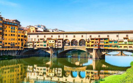 TOP místa v Itálii: Řím, Florencie, Verona, Benátky včetně ubytování a snídaně