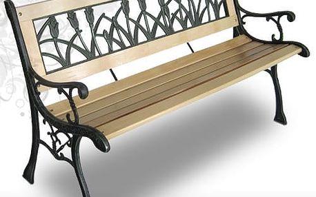 Zahradní lavice Sporthome
