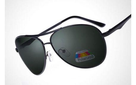 Pánské sluneční brýle s polarizačními skly