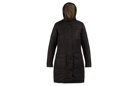 Dámský kabát Regatta RWP195 ROANSTAR Black 36