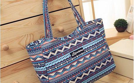 Nepromokavá dámská taška na pláž - 8 variant