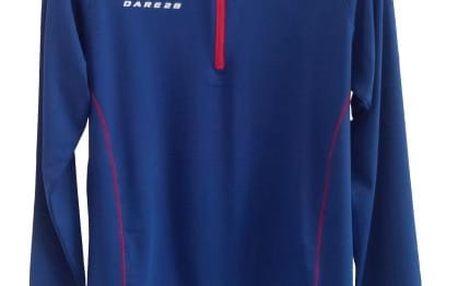 Pánské funkční tričko Dare2B SVDMT384 TRIVIAL Jersey Blue M