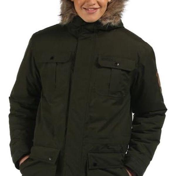 Pánský zimní kabát Regatta RMP194 SALTORO Bayleaf L