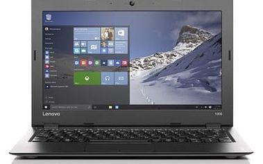 Notebook Lenovo 100S-11 (80R2008SCK) stříbrný