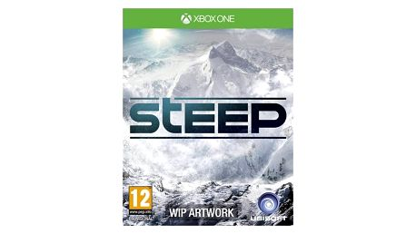 Hra Ubisoft Xbox One Steep (USX306991)