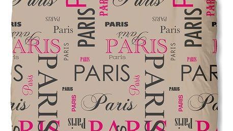 Povlečení Muller Textiel Paris Beige, 240x200cm