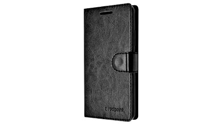 Pouzdro na mobil flipové FIXED FIT pro Huawei P9 Lite (FIXRP-FIT083-BK) černé