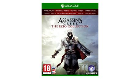 Hra Ubisoft Xbox One Assassin's Creed The Ezio Collection (USX300280)