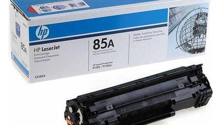 Toner HP CE285A originál - originální (CE285A) černá