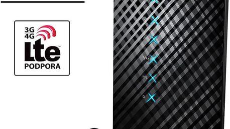 ASUS RT-AC52U + USB dongle - 90IG00D0-BM3N00 + Kupon Hellspy poukazka na stahování 14GB dat v hodnotě 99,-