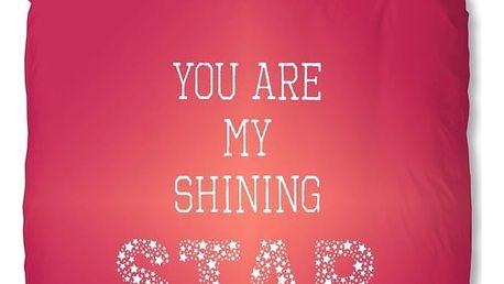 Bavlněné povlečení Muller Textiel Star, 240x200cm