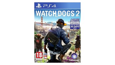 Hra Ubisoft PlayStation 4 Watch Dogs 2 (USP484103)