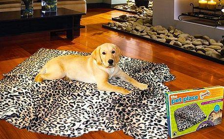 Fleecová deka pro pejsky a kočičky