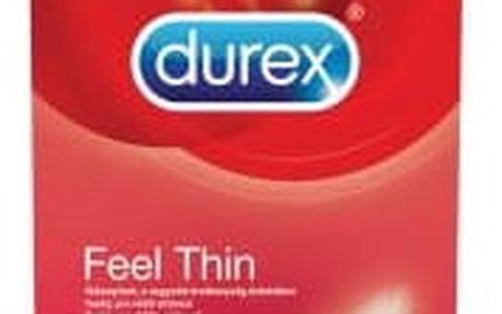 DUREX Prezervativ Feel Thin 18 ks